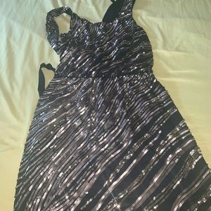 Mini sparkly Dress